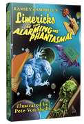 Ramsey Campbell's Limericks of the Alarming and Phantasmal [JHC] illustrated by Pete Von Sholly